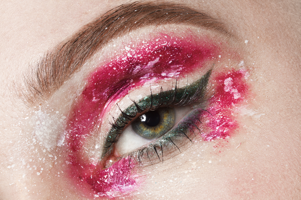 beauty make up photography Evely Duis
